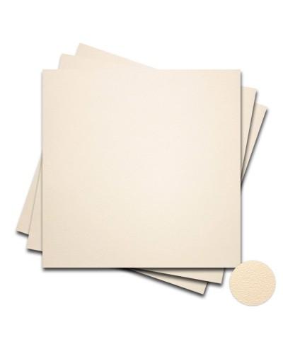О220011-2 Мини-открытка двойная Слоновая Кость Фактура