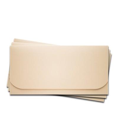 ОК6302 Основа для подарочного конверта №6 комплект 3шт. Цвет Слон.Кость Фактура