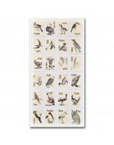 МР009 Набор декоративных марок для творчества