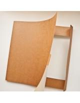 ПДБ002 Папка для хранения скрапбумаги Крафт