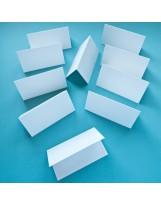 РК1003 Карточки рассадочные 10 шт. Цвет Белый