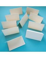 РК1004 Карточки рассадочные 10 шт. Цвет Слоновая кость
