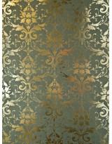 БТ001-37 Бумага Тиснение желтым золотом