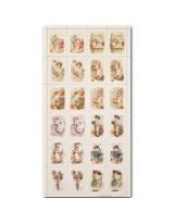 МР003 Набор декоративных марок для творчества
