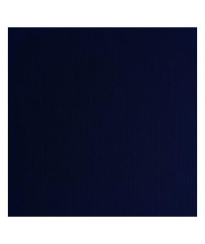 О22012 Мини-открытка двойная темно-синий фактурная