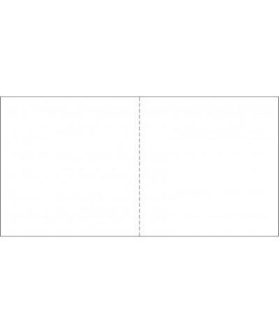 О22013 Мини-открытка двойная темно-серый фактурная