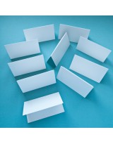 РК1001 Карточки рассадочные 10 шт. Цвет Белый