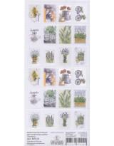МР010 Набор декоративных марок для творчества