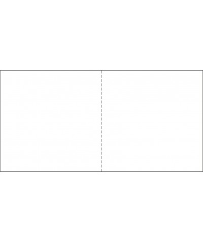 О23001-3 Открытка 16Х16 двойная белая с фактурой
